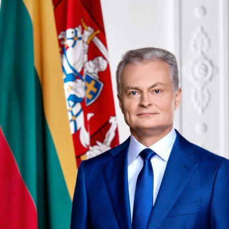 Gitanas Nauseda, Preşedintele Lituaniei