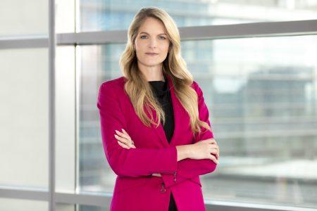Tanja Blatnik CEO Euroins Romania