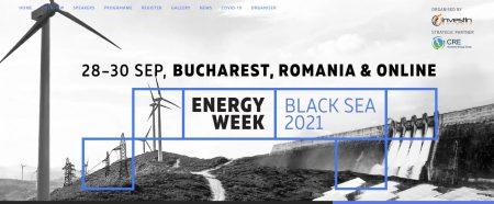 Energy Week Black Sea
