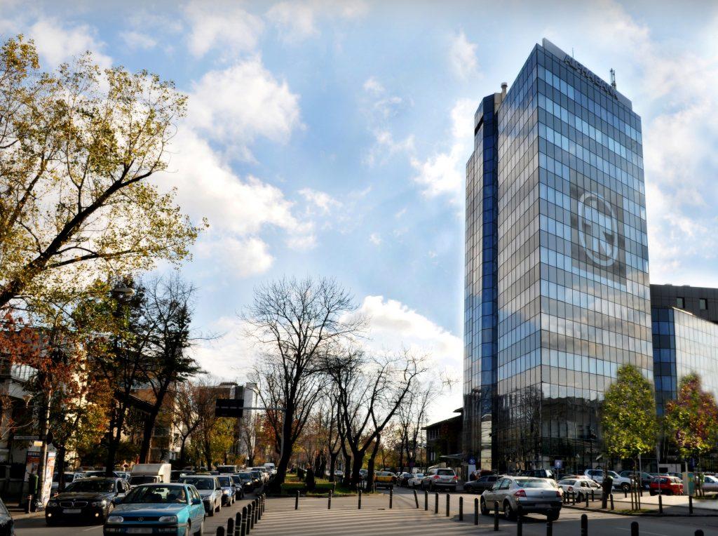 Alpha Bank Romania sediu
