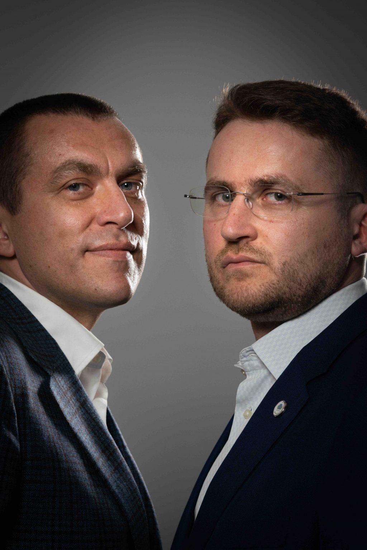 Marius & Dan Stefan - portret