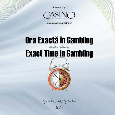 conferinta casino magazine ora exacta in gambling