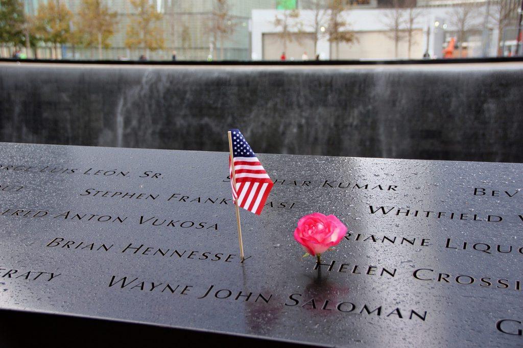 memorial 9/11 world trade center