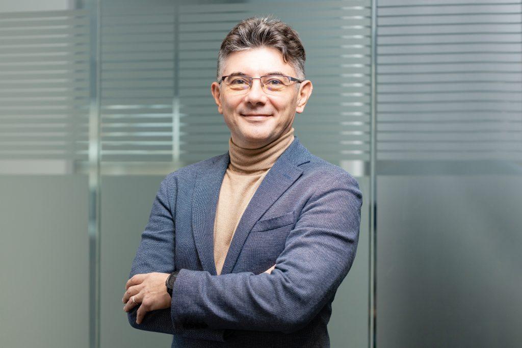 Dragoș Popa, director divizie corporate bank și companii multinationale, Citibank Romania.