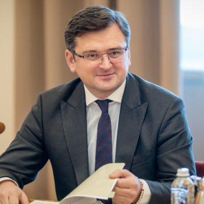 Dmitro Kuleba