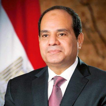 Preşedintele egiptean Abdel Fattah al-Sissi