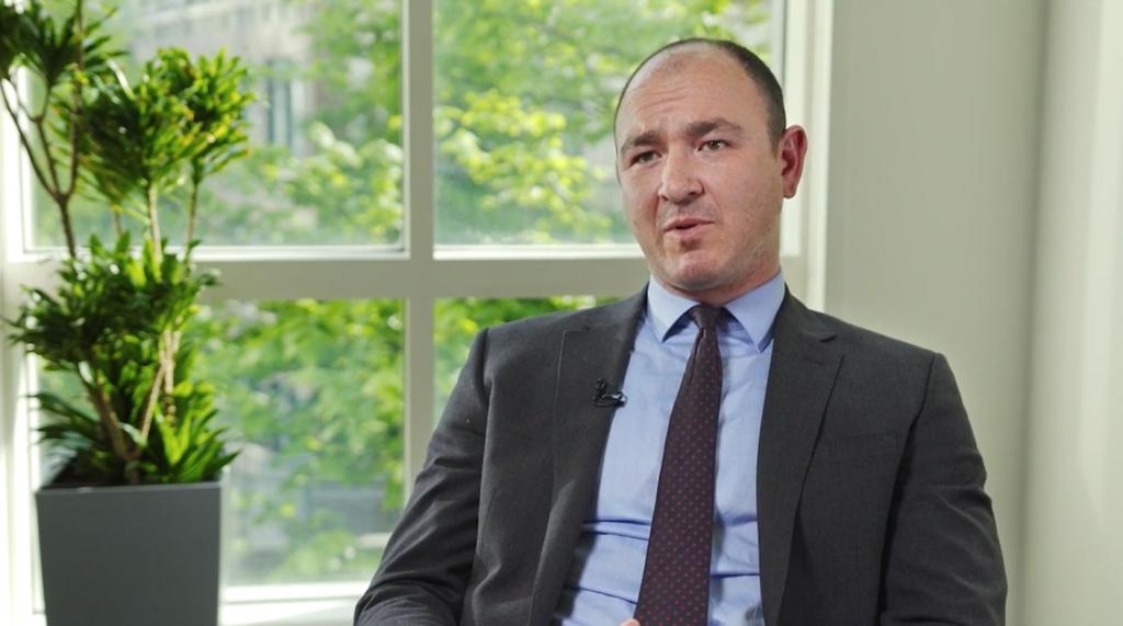 Lee Bartholomew, şeful cercetării pentru produsele financiare derivate din cadrul Eurex
