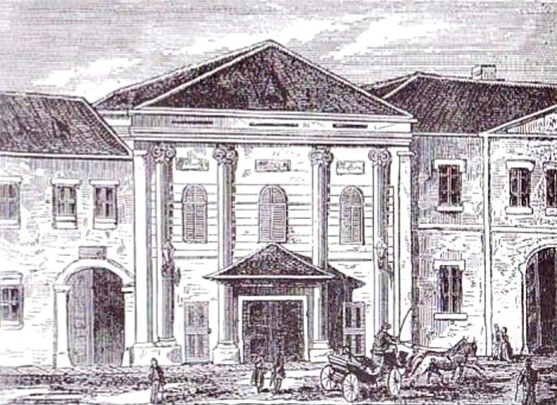 Teatrului Vechi Hirschl din Arad