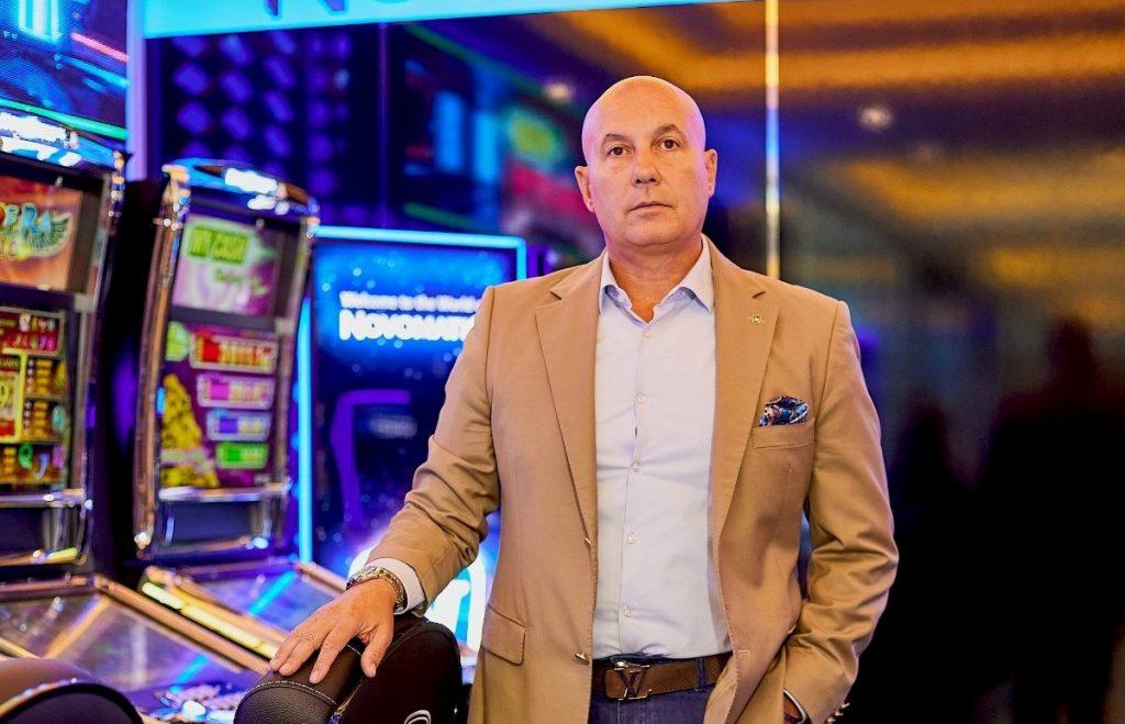 Valentin-Adrian Georgescu Novomatic admiral interviu jocuri de noroc gambling ONJN